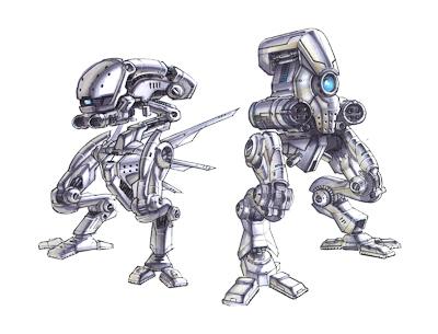 Microforte – Identity Zero Characters